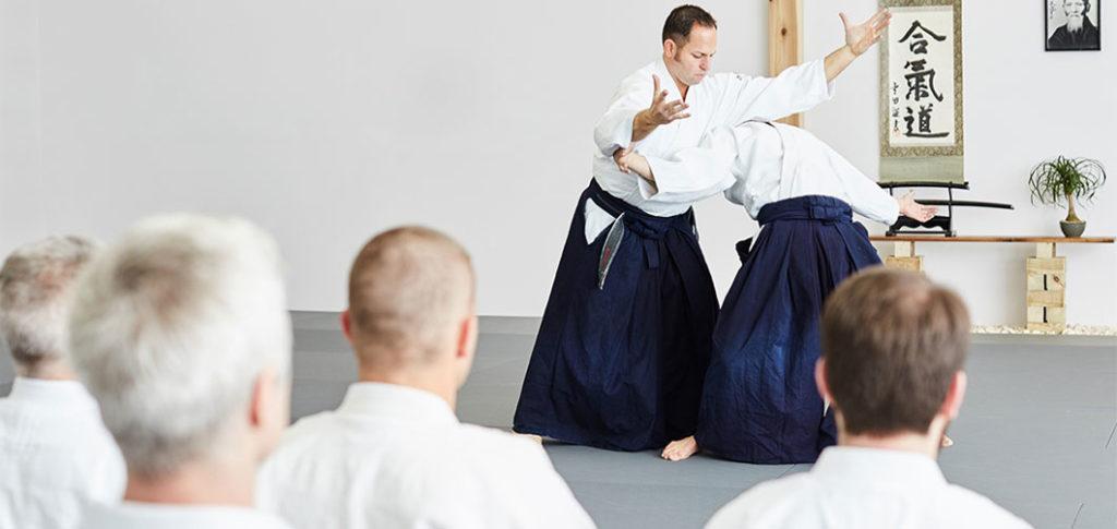 J. Weiner, 4th Dan, Shidoin - Aikido of Charlotte - Charlotte, NC