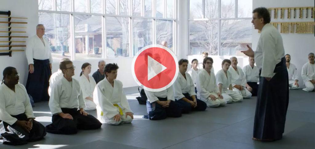 2017 Aikido Video Lineage - Aikido of Charlotte, Charlotte, NC