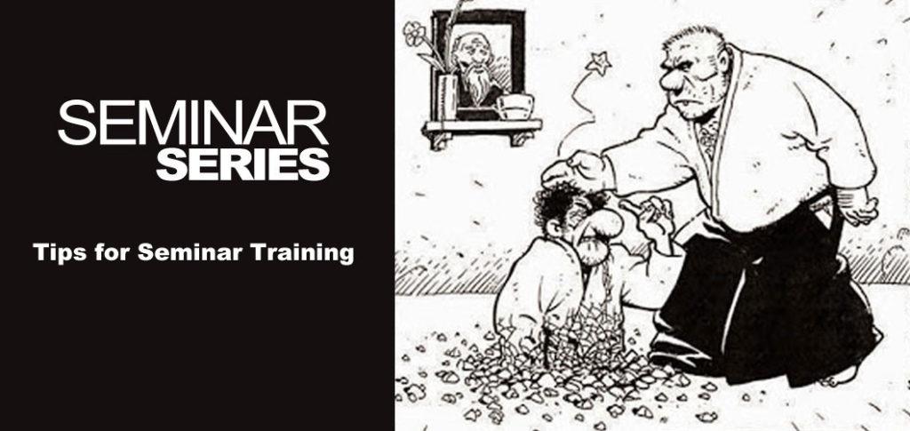 Tips for Seminar Training