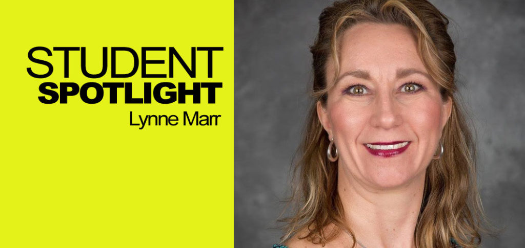 Today, I'm speaking with Lynne Marr, 4th Kyu