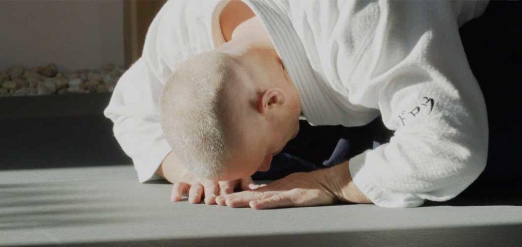 Aikido Bow