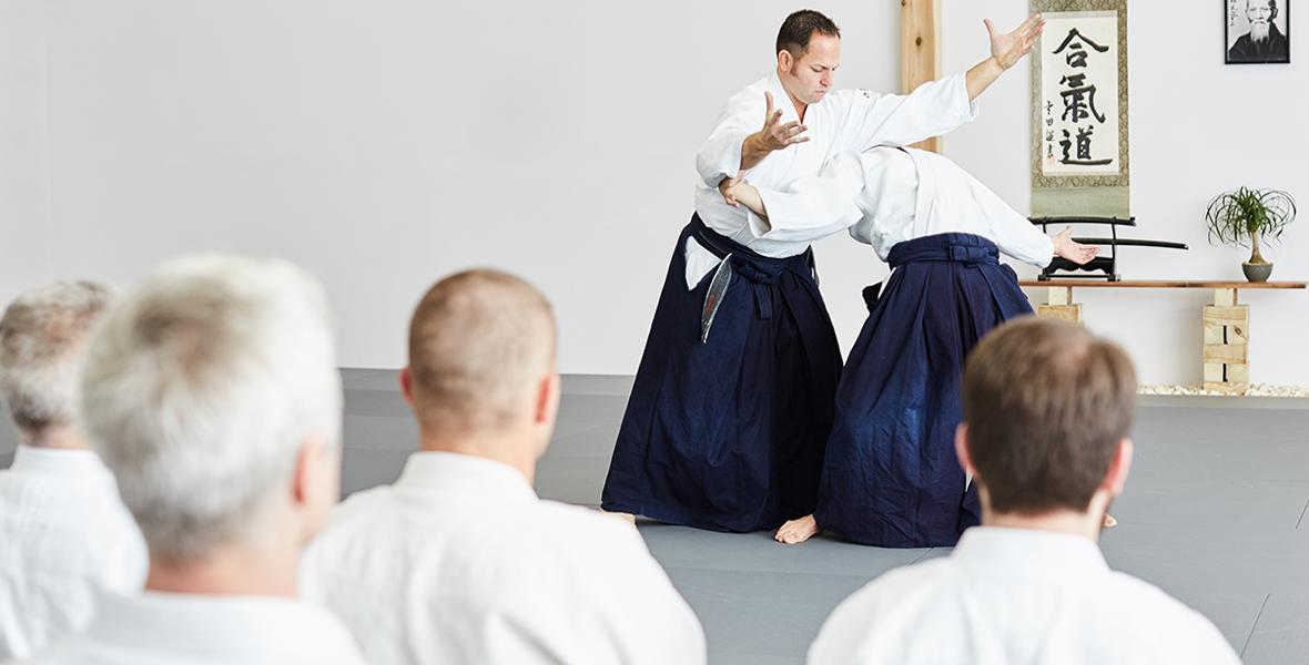 Charlotte's #1 Aikido Dojo