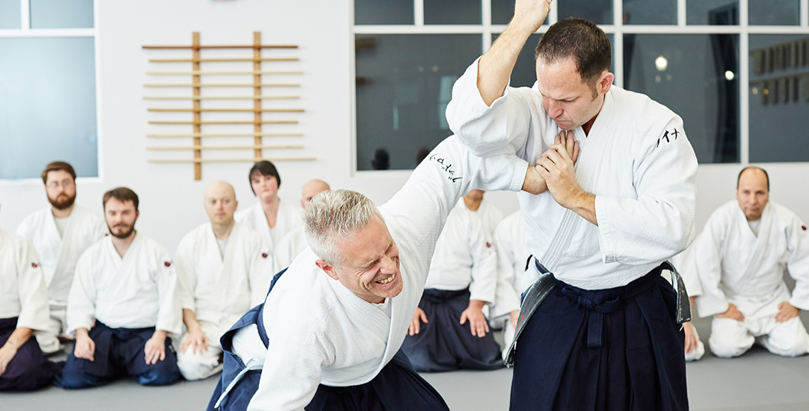 Top Aikido Dojo's Schedule in the Charlotte area.