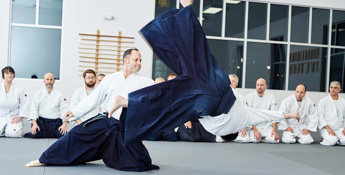 Aikido Practical Self Defense