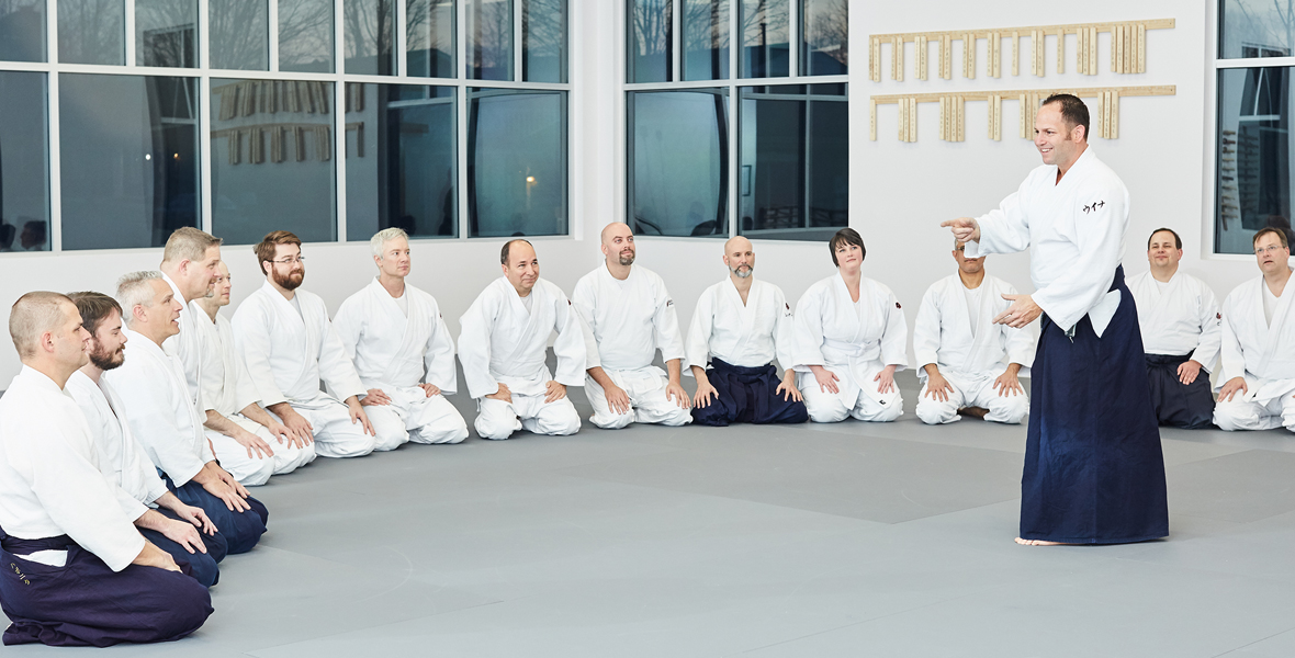Largest Aikido dojo in Charlotte